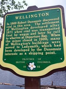 Wellington Sign