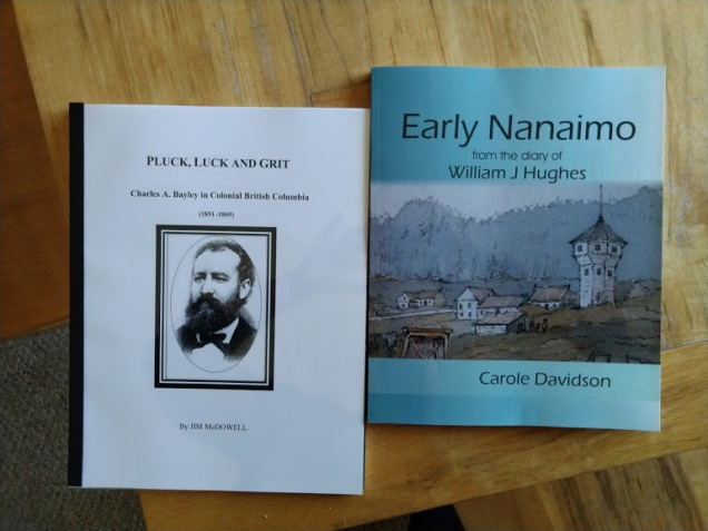 Picture of the two books
